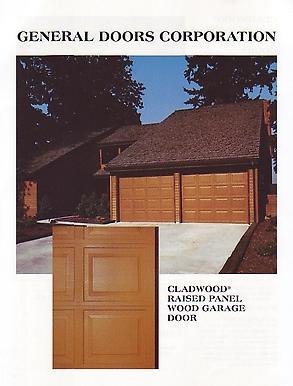 Ambler wood garage door repair ambler wood garage door for Composite garage doors that look like wood